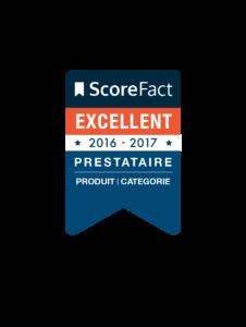 ScoreFact Excellent