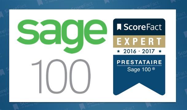 Sage 100 ScoreFact
