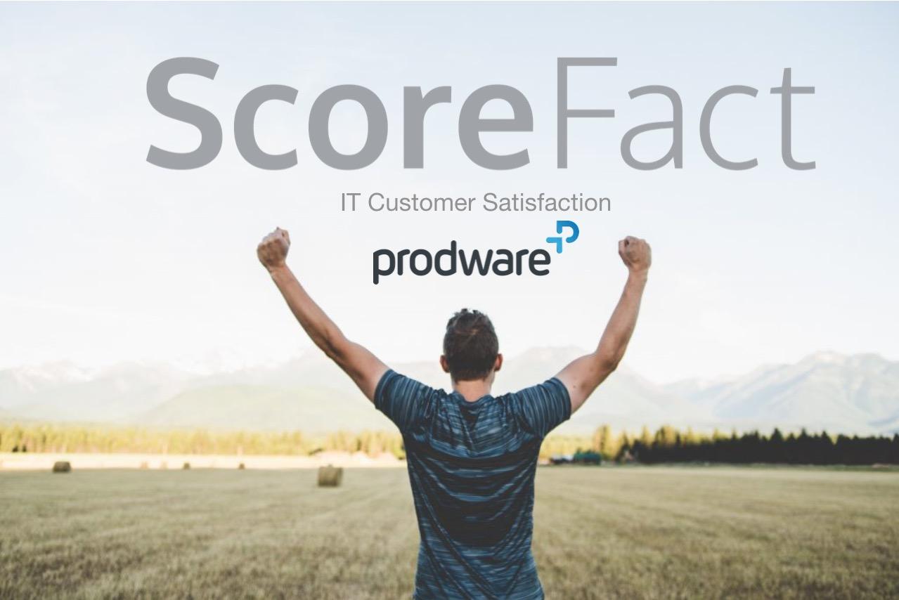 Prodware ScoreFact 2018