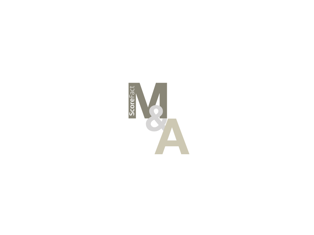 M&A  –  Fusions & Acquisitions