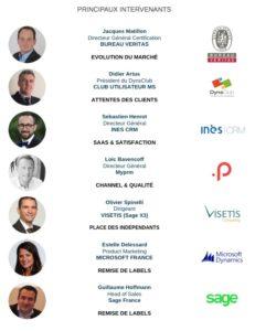 Salons solutions et scorefact c l brent les fournisseurs performants solutions it - Bureau veritas interview ...