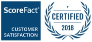 Label ScoreFact Certified