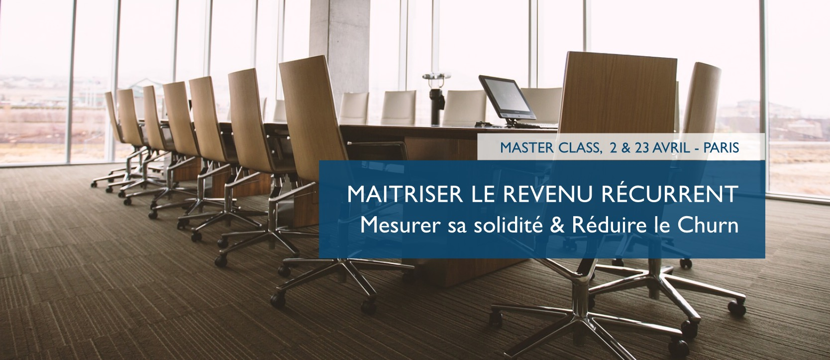 Maitriser le revenu récurrent churn